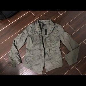 NWT army green Women's jacket